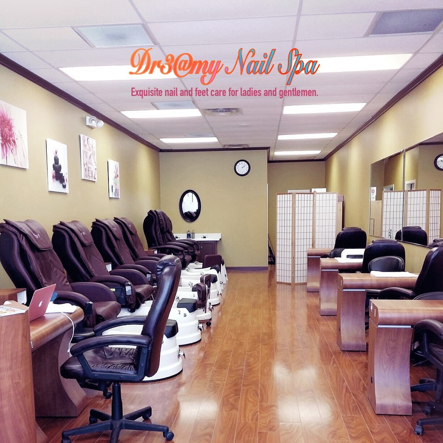 Dr3@my Nail Spa | Exquisite nail and feet care for ladies